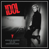 Billy Idol ‎/ Kings & Queens Of The Underground (RU)(CD)