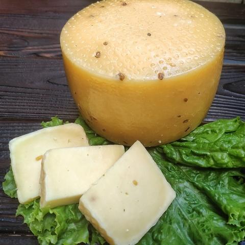 Фотография Качотта из коровьего молока с пажитником /600 г./ купить в магазине Афлора