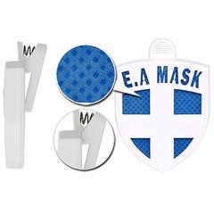 ECOM Air Mask (PINK) - ВирусСтопер в виде значка.