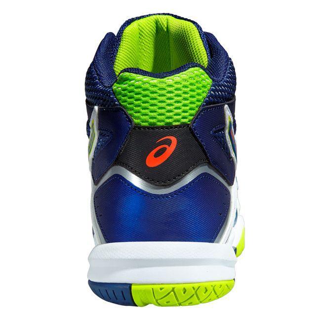 Мужские кроссовки для волейбола Asics Gel-Task MT (B506Y 0142) синие фото