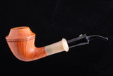 Курительная трубка Mastro De Paja Corno 424