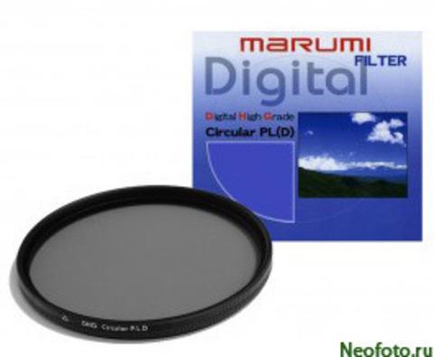 Marumi DHG Lens Circular P.L.D. 72 mm