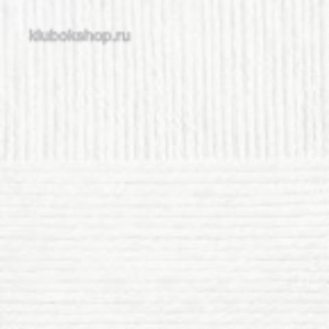 Детский каприз ТЕПЛЫЙ 01 Белый