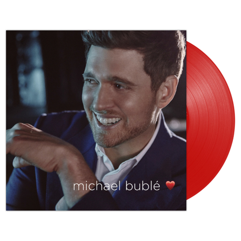 Michael Buble / Love (Coloured Vinyl)(LP)