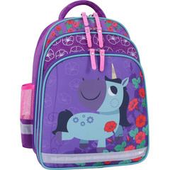Рюкзак школьный Bagland Mouse 143 фиолетовый 498 (0051370)