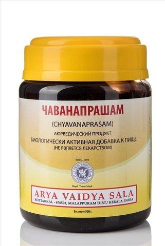 Чаванпраш (Chyavanaprasam) Arya Vaidya Sala, 500 г