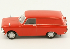 Moskvich-434 red 1:43 DeAgostini Auto Legends USSR #92