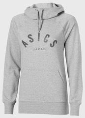 Толстовка Asics Logo Knit Hoodie Х/Б женская