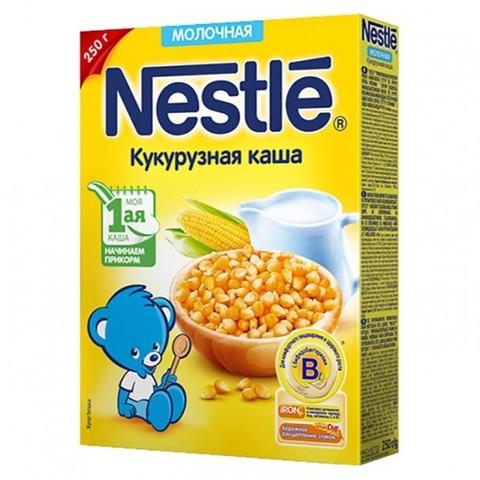 Nestlé® Молочная кукурузная каша 250гр