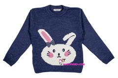 168 свитер зайка