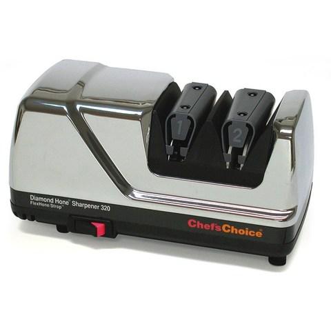 Электрический станок для заточки ножей Chefs Choice модель CH/320CHR