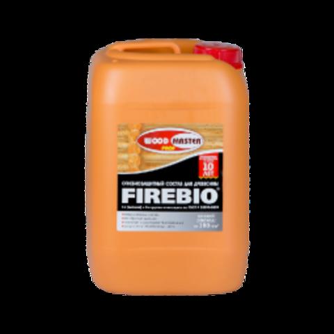 WOODMASTER PROF  FIREBIO