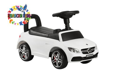 Машинка-каталка Mercedes Benz-AMG  белый/white