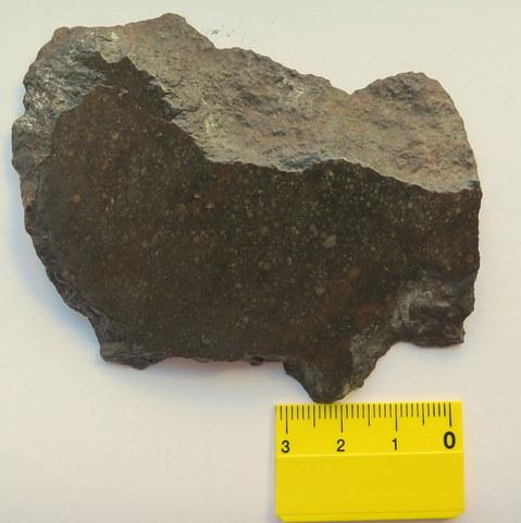 Каменный метеорит Марковка