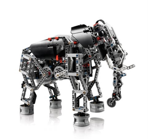 LEGO Education Mindstorms: Ресурсный набор EV3 45560