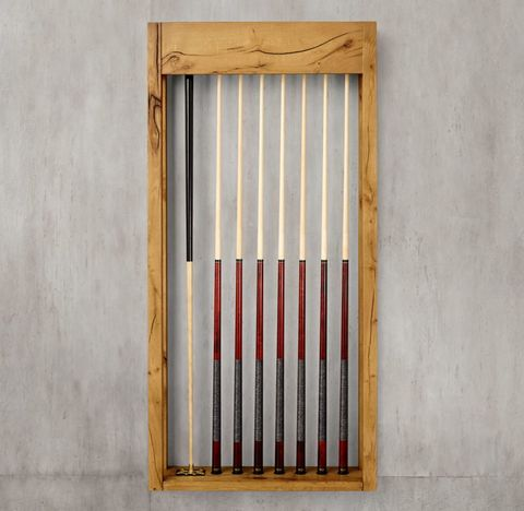 Brunswick Parsons Billiards Cue Rack