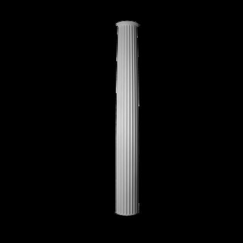 Ствол (полуколонна) Европласт из полиуретана 4.16.201, интернет магазин Волео