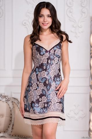 Короткая сорочка Mia-Amore 3280 LINDA (70% шелк)