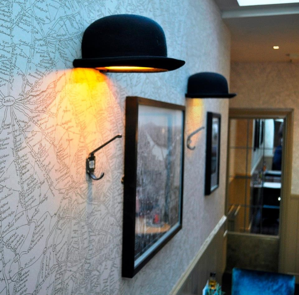 c2795e23db9 Innermost Jeeves Wall Lamp– buy in online shop