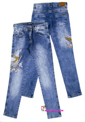532 джинсы журавль