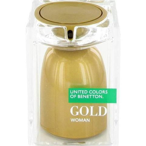 United Colors of Benetton Gold Woman