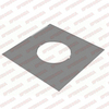 Лист потолочный d250 (430/0,5)