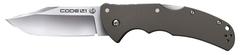 Складной нож COLD STEEL, CODE 4 CLIP, 40606