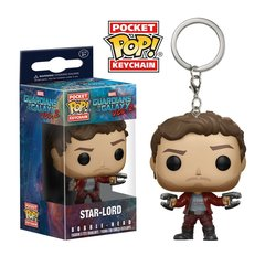 Брелок Funko Pocket Pop! Keychain: Guardians Of The Galaxy Vol. 2 - Star-Lord 13216