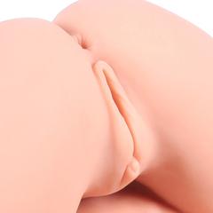 Мега мастурбатор женское тело, 3D мастурбатор KOKOS Valentina (с вибрацией)