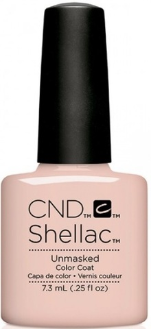 UV Гелевое покрытие CND Shellac Unmasked, 7,3 мл