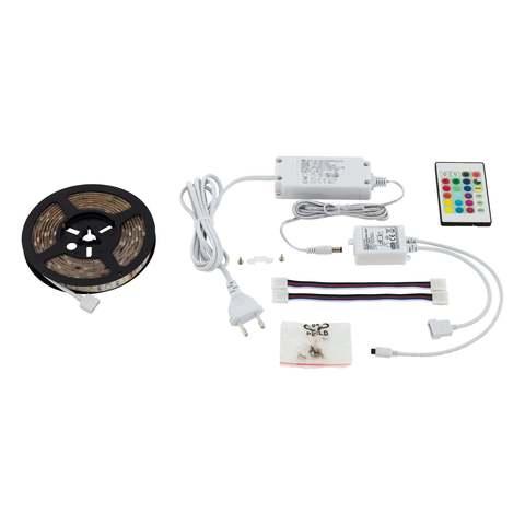 Светодиодная лента диммируемая с пультом ДУ Eglo LED STRIPES-FLEX 97927