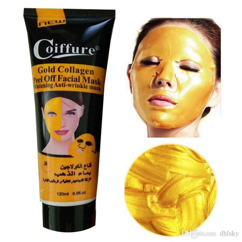 Коллагеновая маска разглаживание морщин + отбеливание от бренда Dr.Rashel 120ml
