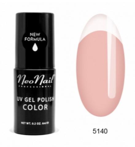 NeoNail Гель лак UV 6ml Caramel Nude №5140-1