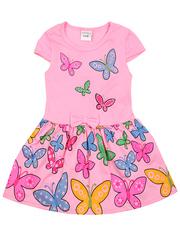 541-1 платье детское, розовое