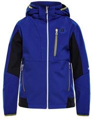 Куртка лыжная подростковая 8848 Altitude Will Softshell Blue