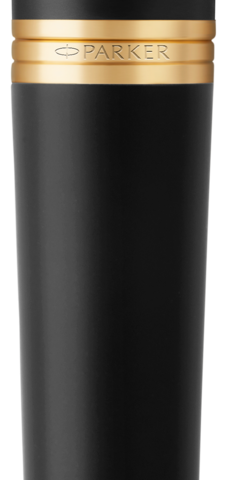 Перьевая ручка Parker Urban  Core, Muted Black GT, F309, перо: F123