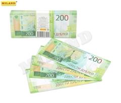 Шуточные деньги 200 дублей 9-50-0018