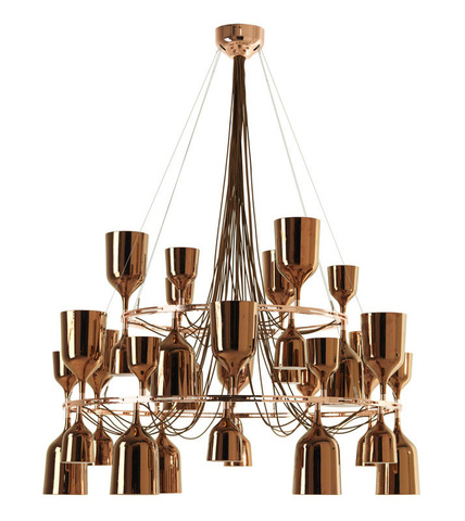 replica Jaime Hayon CopaCabana Queen Chandelier