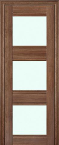 Дверь Profil Doors №3Х-Классика, цвет орех сиена, глухая
