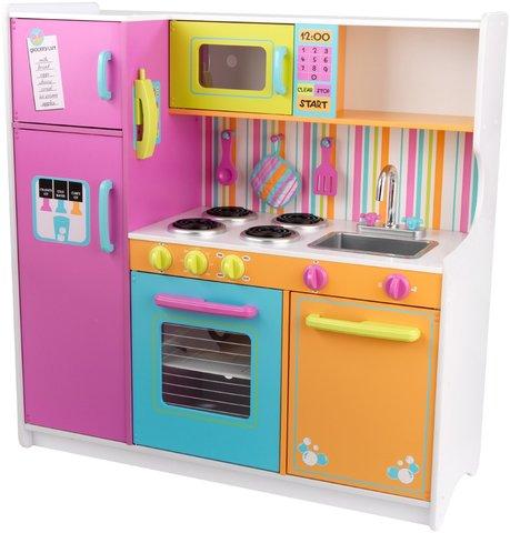 KidKraft Делюкс Deluxe Big - большая детская кухня 53100_KE