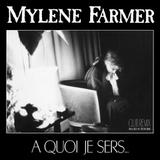 Mylene Farmer / A Quoi Je Sers... (12' Vinyl Single)