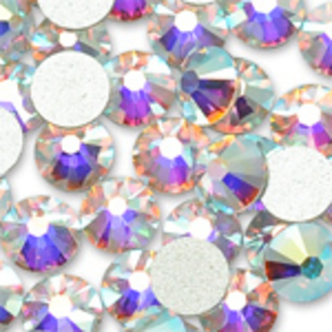 Swarovski Crystal AB ss5 (20 шт)