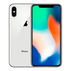 Apple IPhone X 64GB Silver без функции Face ID