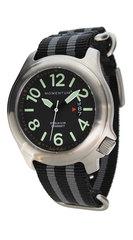 Часы Momentum Steelix (нато полосатый, сапфир) 1M-SP74BS7S