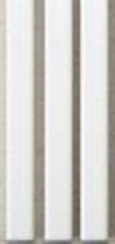 Металлические каналы O.SIMPLE CHANNEL каналы предназначены для использования с обычными обложками (пластик, картон) или без обложек А5 длина 210 мм - 13 мм (до 120 листов). Упаковка 25 шт. Цвет: белый