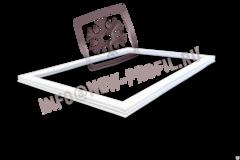 Уплотнитель 32,5*52 см для холодильника Beko DS 325000 (морозильная камера) ОРИГИНАЛ