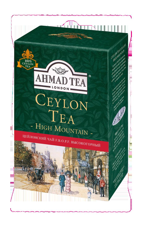 Ahmad tea Ceylon tea F.B.O.P.F. high mountain, 100 гр