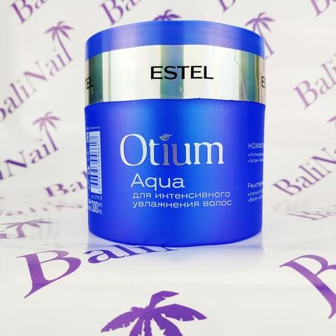 AQUA Комфорт-маска для интенсивного увлажнения волос OTIUM, 300 мл