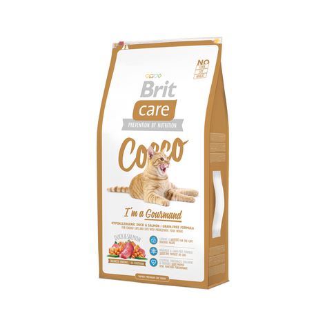 Brit Care Cat Cocco I am Gourmand