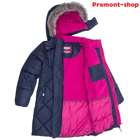 Пальто Premont Зима Флоранс для девочки WP81402